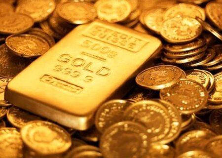 کاهش قیمت سکه
