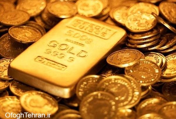 افزایش نسبی قیمت سکه/نرخ ارز، سکه و طلا در ۵آبان۱۴۰۰