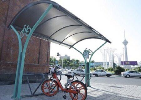 تجهیز ایستگاه های مترو صنعت و شادمهر به پارکینگ دوچرخه