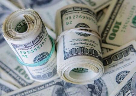 کاهش قیمت دلار آمریکا