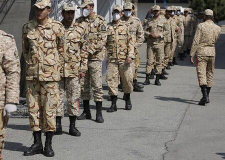 افزایش حقوق سربازان