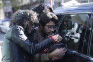 فیلم «بی سرزمین» بر روی میز تدوین