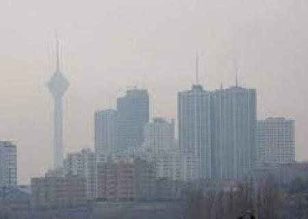 هوای تهران، آلوده برای گروه های حساس