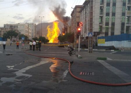 جزئیات انفجار بزرگ در تهران