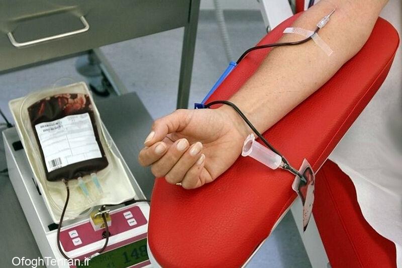اهدای خون ۲۸۸ هزار تهرانی در همه گیری کرونا
