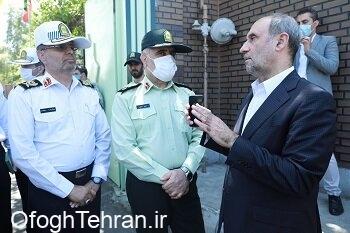 ترافیک خیابان زنجان ساماندهی می شود