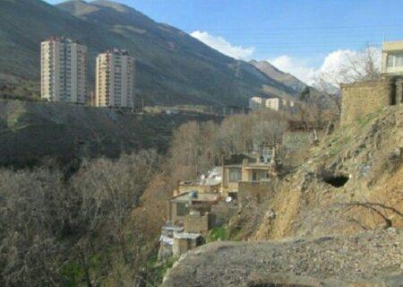 محله فرحزاد دهکده تفریحی و گردشگری درون شهری می شود