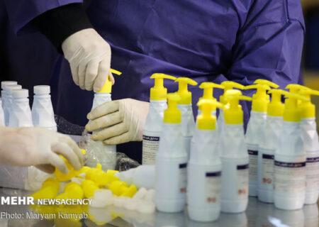 ارسال دومین محموله کمکهای تجهیزات بهداشتی شهرداری منطقه۲ به بیمارستانها