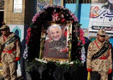 شهید سلیمانی، مقیاس ملی، معنوی و دینی برای همگان است