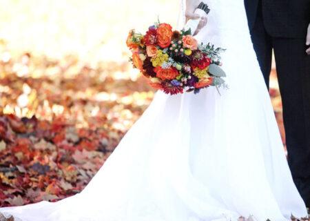 عروس مبتلا به کرونا