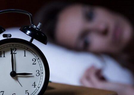 تفاوتی بین بیخوابی زنان و مردان وجود ندارد