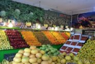 قیمت سیب در میادین میوه و تربار تهران