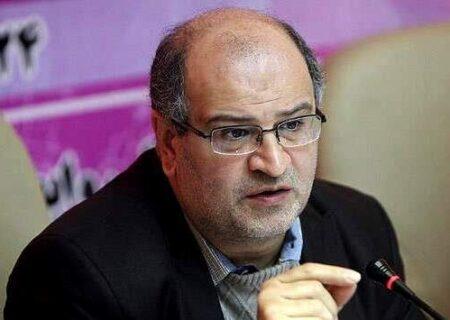شرایط بحرانی وقرمز تهران کماکان پابرجا است/ ۹۲ بیمار فوتی کرونا در یک روز