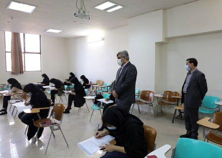 آزمون استخدامی و آزمون مدیران آینده سازمان تامین اجتماعی همزمان در سراسر کشور برگزار شد