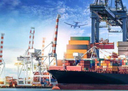 کاهش واردات به دلیل شیوع کرونا