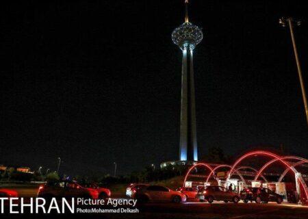 مکتب تهران در قلب طهران