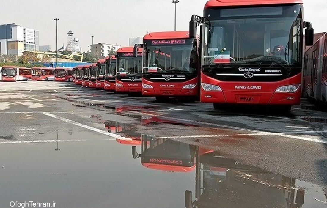 افزایش قیمت بلیط اتوبوس