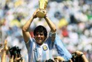 در گذشت مارادونا/ رئیس فیفا: او برای همیشه در قلبهای ما باقی خواهد ماند