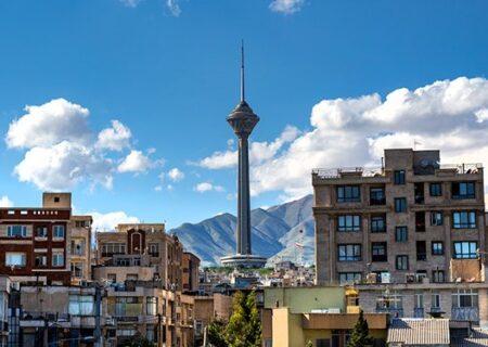 راه اندازی نخستین ویوپوینت شهری در بوستان المهدی منطقه۹