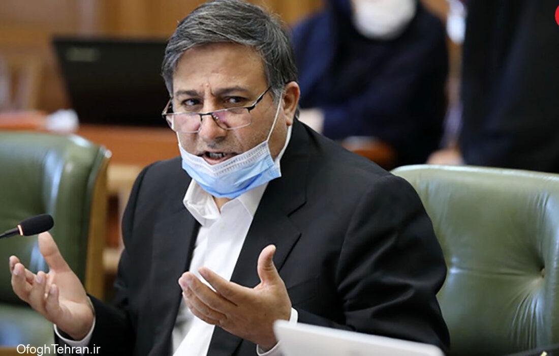 تقدیر عضو شورای شهر تهران از تلاش شهرداری برای حفظ باغات