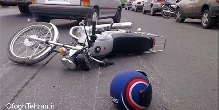 کاهش ۲ درصدی جانباختگان حوادث موتوری با «موتوریار»