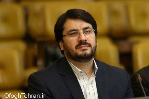 مهرداد بذر پاش گزینه نزدیک به شهرداری تهران