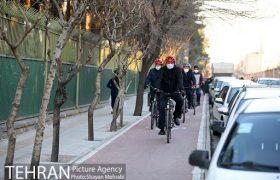 برگزار پویش سهشنبه بدون خودرو در منطقه۲۱ تهران