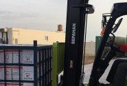 ذخیره اقلام امدادی در پایگاههای مدیریت بحران تهران
