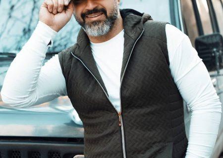 مسعود سرلک هنرمند عرصه سینما و تلویزیون