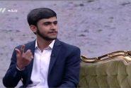 حضور مهرشاد سهیلی در برنامه زوجی نو+فیلم