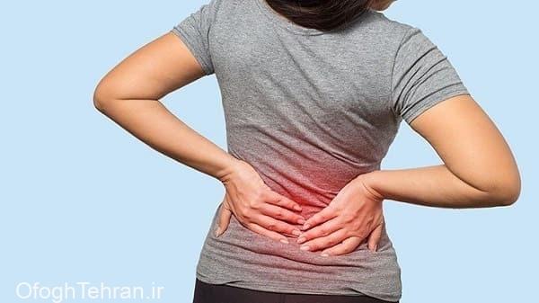 کمردرد یکی از شایعترین دردهای عضلانی