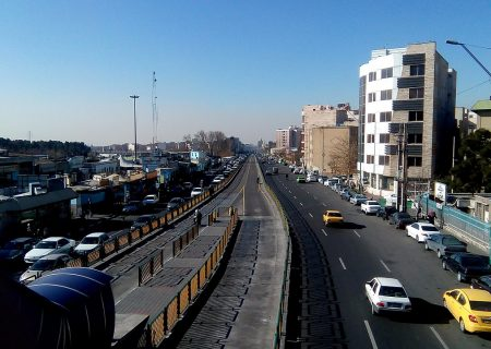 عملیات اجرایی خیابان کامل در منطقه۲ آغاز شد