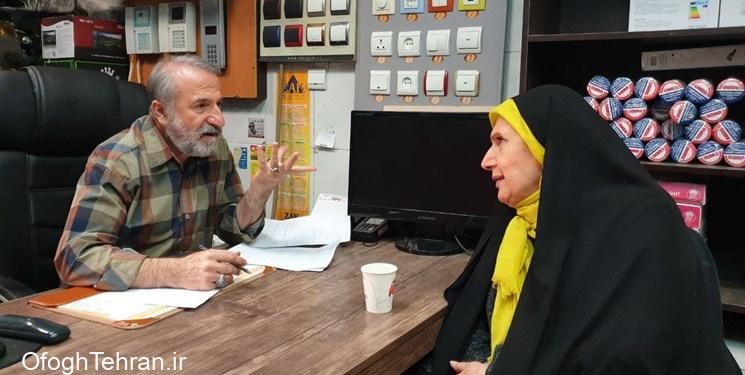 حذف سریال رعد و برق از شبکه تهران