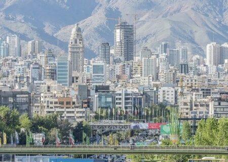 شهر سبز به وقت همسایگی در قلب تهران