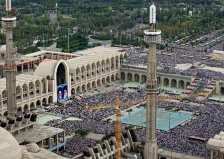آمادگی منطقه ۱۰ برای برگزاری نماز عید سعید فطر