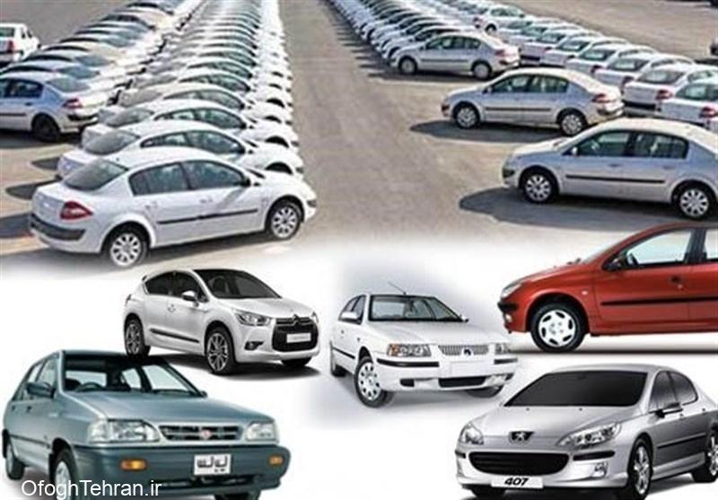 ثبات نسبی بازار خودرو
