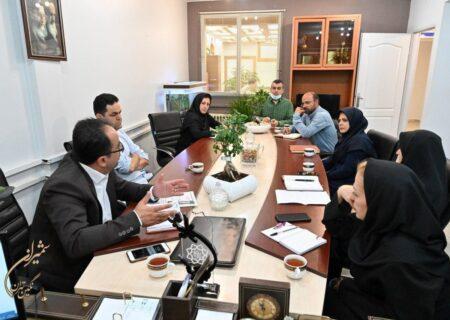 برگزاری نشست «یکشنبههای روابط عمومی» در شهرداری ناحیه ۵ منطقه یک