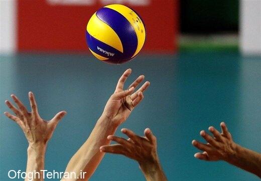 اعلام ترکیب تیم ملی والیبال ایران برابر آرژانتین