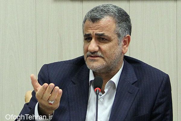 مشارکت شهرداری تهران در نظافت اربعین