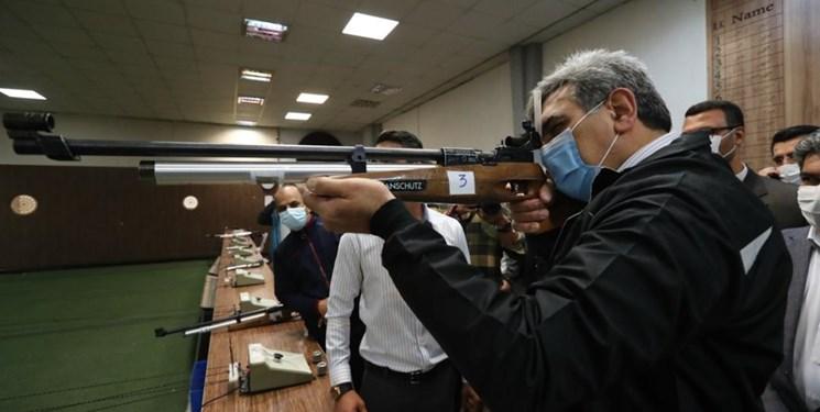 تیراندازی شهردار در پایتخت