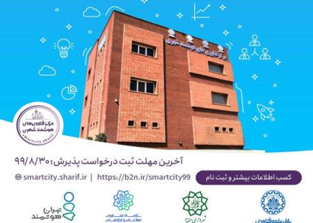 فراهم شدن فضای اختصاصی شرکت های فعال در حوزه فناوری شهری