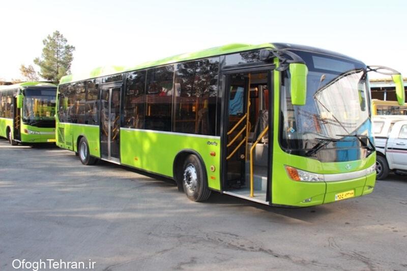 آخرین وضعیت خرید اتوبوسهای جدید در پایتخت