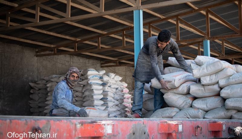 تعادل بازار با عرضه سیمان در بورس کالا