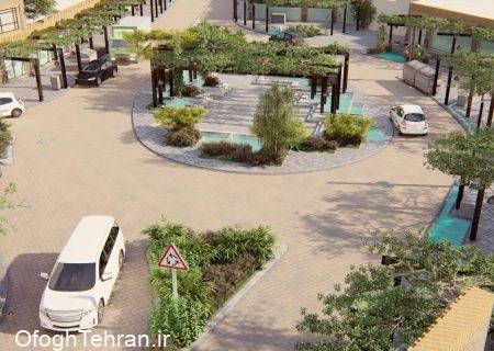 اجرای طرح بهسازی محیطی محله فرحزاد