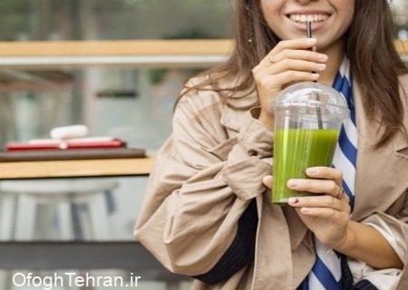 انواع نوشیدنی پاککننده سموم بدن