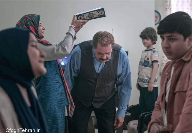 رضا صادقی خواننده تیتراژ سریال «دودکش ۲»