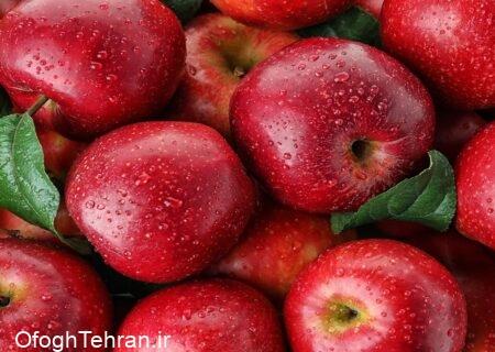 عوارض زیادهروی در مصرف سیب