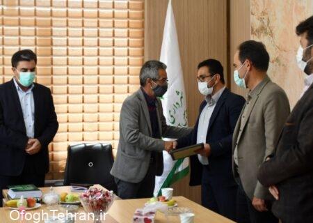 علی کاظمی به عنوان شهردار کیلان منصوب شد.