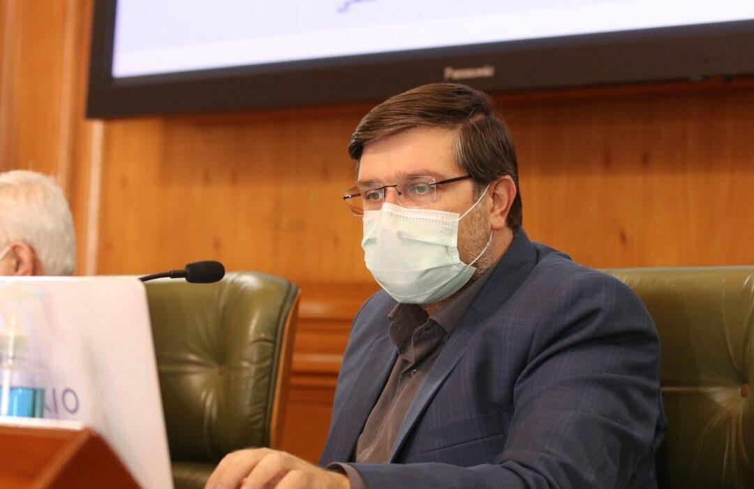 بازدید عضو شورای شهر از عملیات اجرایی تقاطع غیرهمسطح باقرشهر
